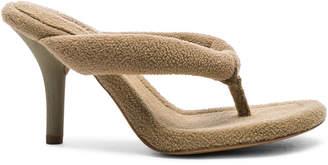 Yeezy Season 7 Thong Sandal in Taupe | FWRD