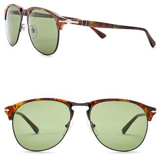 Persol Men's Icona Evolution 56mm Sunglasses