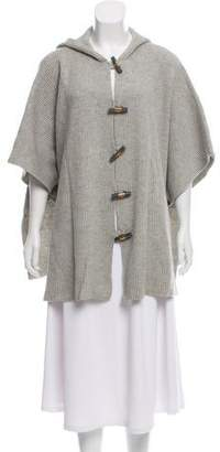 Marc by Marc Jacobs Hooded Wool Cardigan