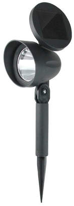 Northlight Spot Light Solar Lamp with Led Light and Lawn Stake