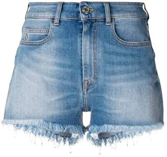 Marcelo Burlon County of Milan denim shorts