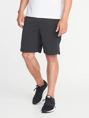 Old Navy Go-Dry 4-Way Stretch Ripstop Shorts for Men - 9-inch inseam