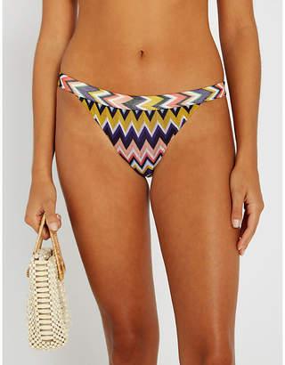 Missoni Chevron bikini bottoms