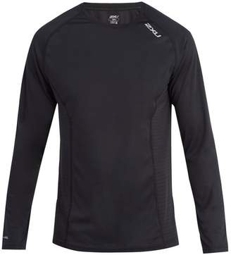 2XU XVENT long-sleeved performance top