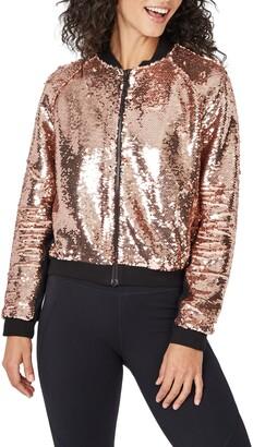 Sweaty Betty Dance Floor Zip Jacket