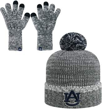 Top of the World Adult Auburn Tigers Frostbite Beanie & Glove Set