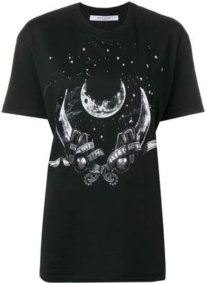 Givenchy graphic printed T-shirt