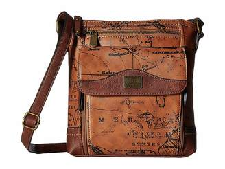 b.ø.c. Voyage Waltham Organiz Crossbody Cross Body Handbags