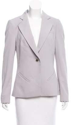 Ted Baker Structured Notch-Lapel Blazer