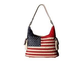 Americana M&F Western Bucket Bag