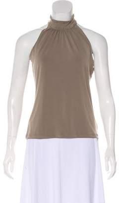 Michael Kors Sleeveless Embellished Top