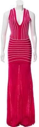 Herve Leger Kiera Formal Dress