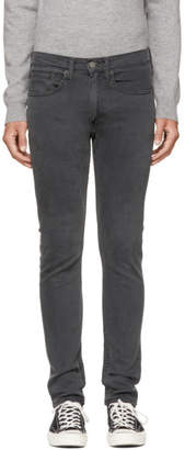 Levi's Levis Grey 519 Extreme Skinny Jeans