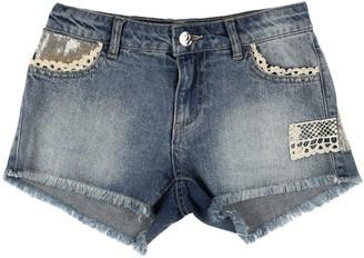 Twin-Set Denim shorts - Item 42599897MU