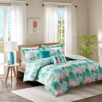 Home Essence Apartment Sandy Tropical Comforter Bedding Set