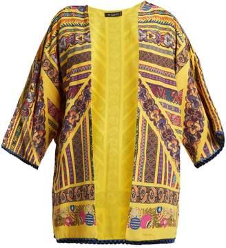 Etro Multi-print silk jacket