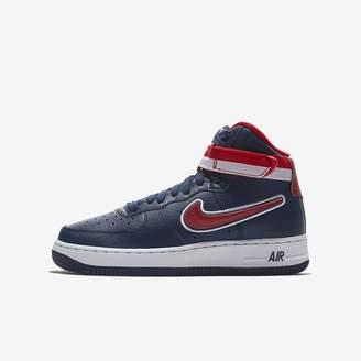 Nike Force 1 '07 High LV8 Sport NBA Big Kids' Shoe