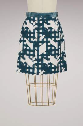 Carven Straight-Fit Skirt