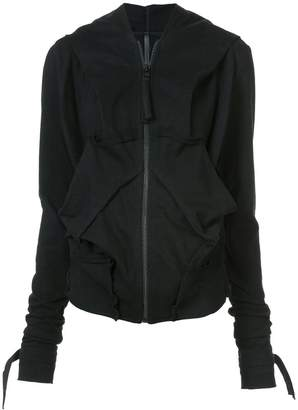 Barbara I Gongini oversized deconstructed jacket