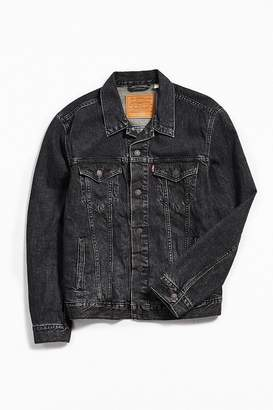 Levi's Levi's Dark Wash Denim Trucker Jacket