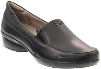 Naturalizer Cushioned Leather Loafers