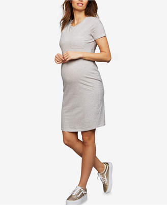 A Pea in the Pod Maternity T-Shirt Dress