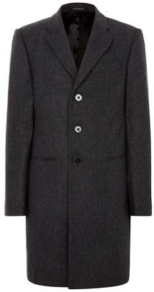 Emporio Armani Classic Wool Coat