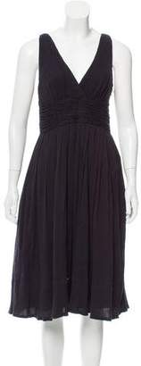 Marc by Marc Jacobs Sleeveless Midi Dress