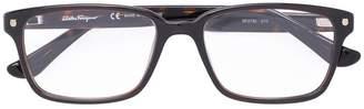 Salvatore Ferragamo Eyewear rectangle-frame optical glasses