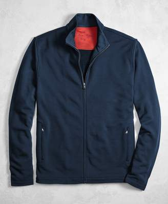 Brooks Brothers Golden Fleece BrooksTech Merino Wool Performance Full-Zip