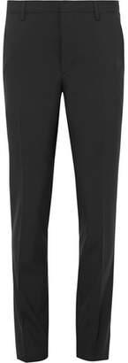 Prada Slim-Fit Virgin Wool Trousers
