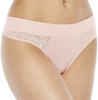 Ambrielle Light Weight Seamless Thong Panty