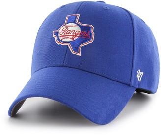 c1aec2013dc0a9 '47 Men's New York Rangers MVP Hat · '