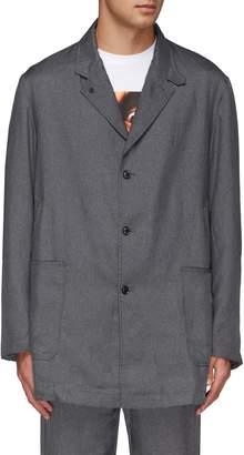 Nanamica POLARTEC® Alpha® lined twill soft blazer