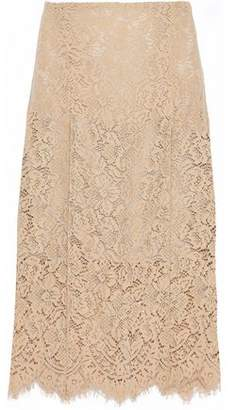 Ganni Jerome Corded Lace Skirt