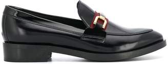 Geox classic buckle loafers