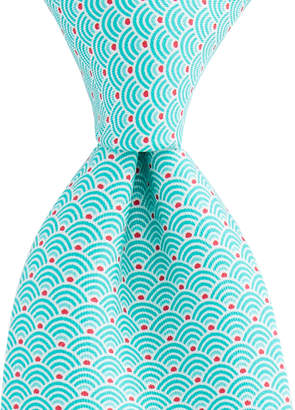 Vineyard Vines Wave Geo Tie