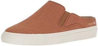 Skechers Women's Vaso-MITAD-Perfed Twin-Gore Open-Back with Air-Cooled Memory Foam Mule