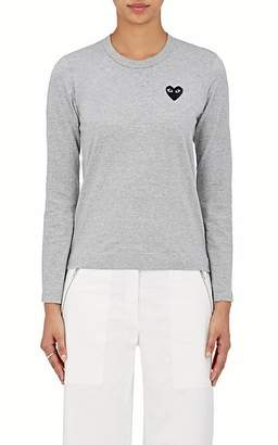 Comme des Garcons Women's Cotton Long-Sleeve T-Shirt