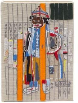 Olympia Le-Tan Olympia Le Tan X Basquiat Anthony Clarke Book Clutch Bag - Womens - Multi