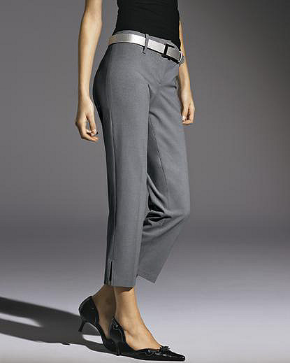 Slimming Suit Capri Pant