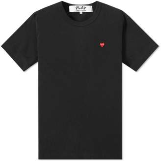 Comme des Garcons Little Red Heart Tee