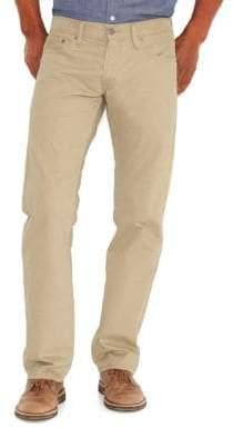 Levi's 514 Straight-Fit Chinchilla Twill Jeans