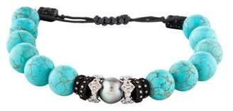 Armenta Multistone Bead Bracelet