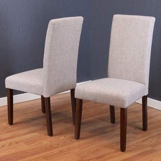 Andover Mills Moseley Upholstered Parsons Chair