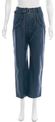 Self-Portrait Lexi High-Rise Pants w/ Tags