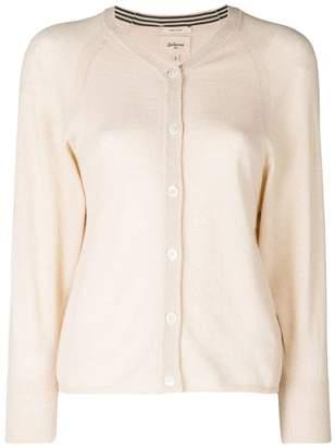 Bellerose V-neck button cardigan