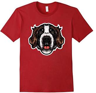 Breed Saint Bernard Large Work Dog Puppy Pet T Shirt