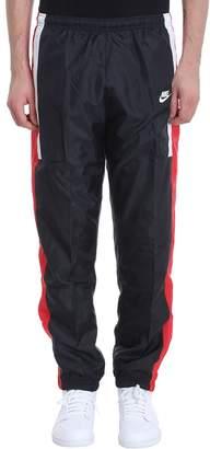 Nike Black Nylon Pants