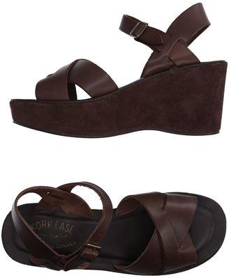 KORK-EASE Sandals $149 thestylecure.com